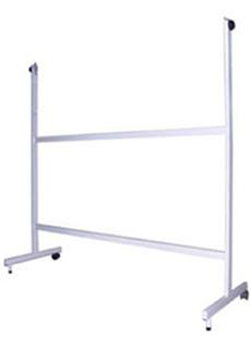 Muebles de oficina atril para pizarra 150x90 for Pizarra oficina