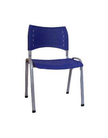 Muebles de oficina silla visita smart s b for Sillas de visita para oficina