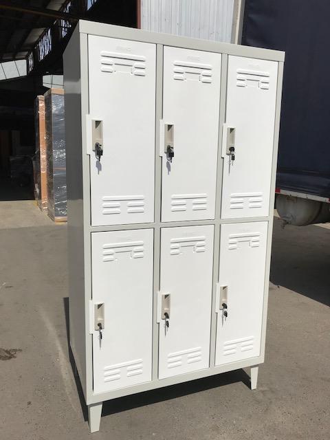 Muebles De Oficina Lockers Y Roperos Metalicos Sillas De