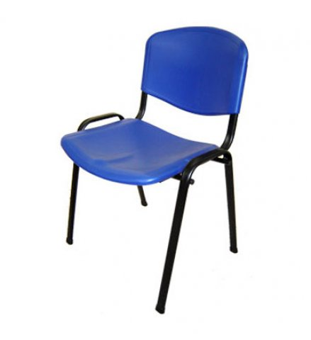 Muebles de oficina silla visita novaiso polip for Silla universitaria novaiso